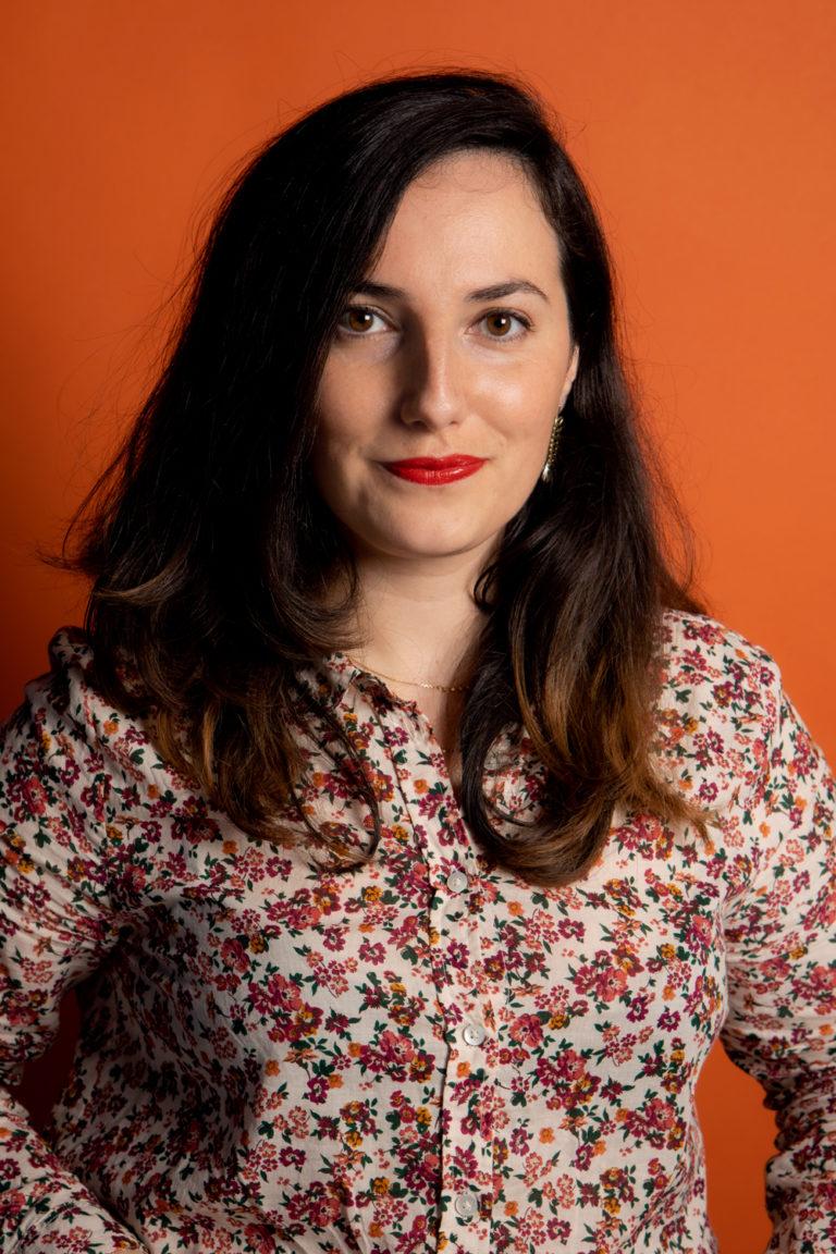 New profil pic Audrey Embarek Rollin